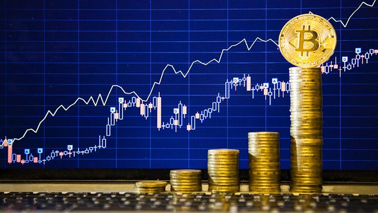 ビットコインは世界で最も流通する仮想通貨