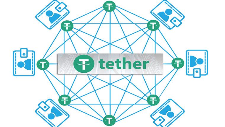 Tether(テザー)の特徴とは?