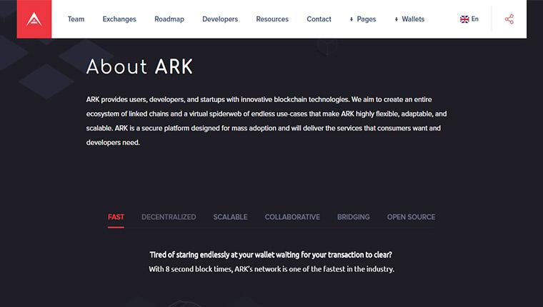 Ark(アーク)の特徴とは?