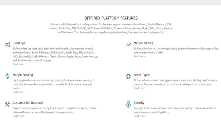 ビットフィネックス(BITFINEX)の主な特徴と登録の流れ