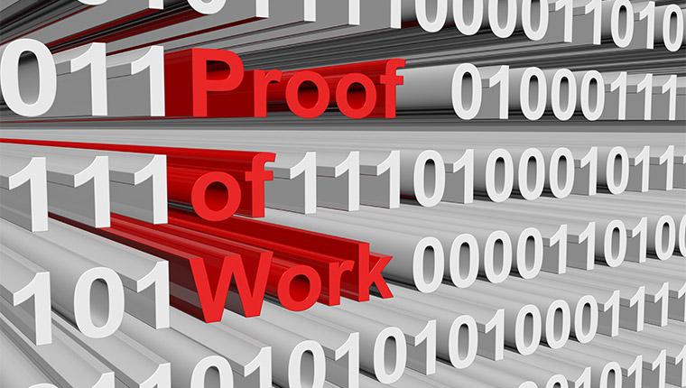 ビットコインの取引を支えるProof of Work