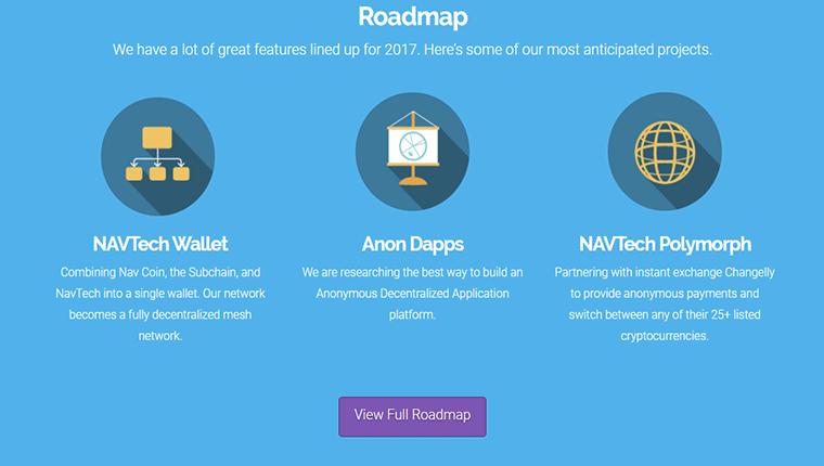 NAV Coin(ナビコイン/NAV)の特徴とは?