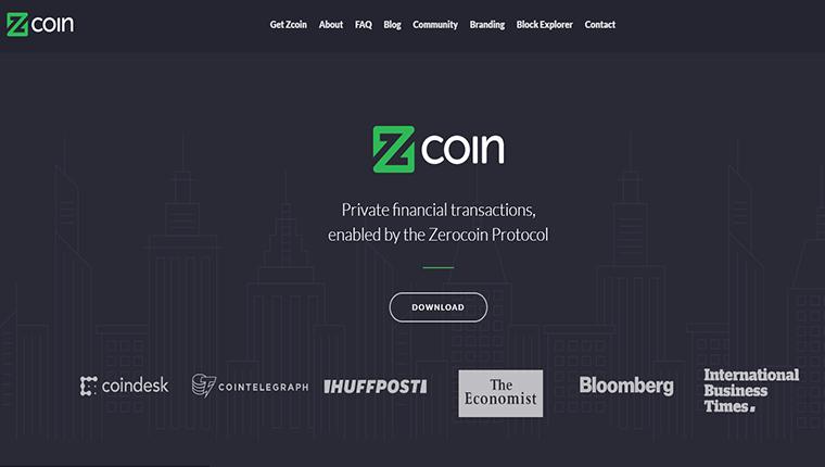 Zcoin(ジーコイン/XZC)