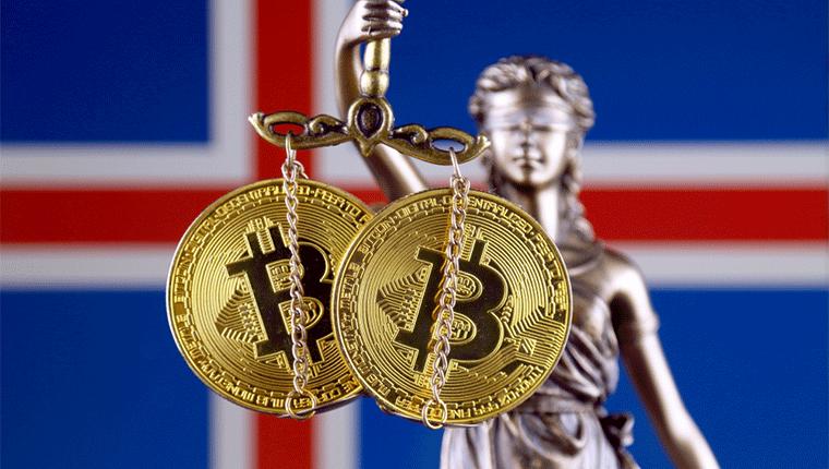 アイスランドはマイニングされた仮想通貨のみ取引自由