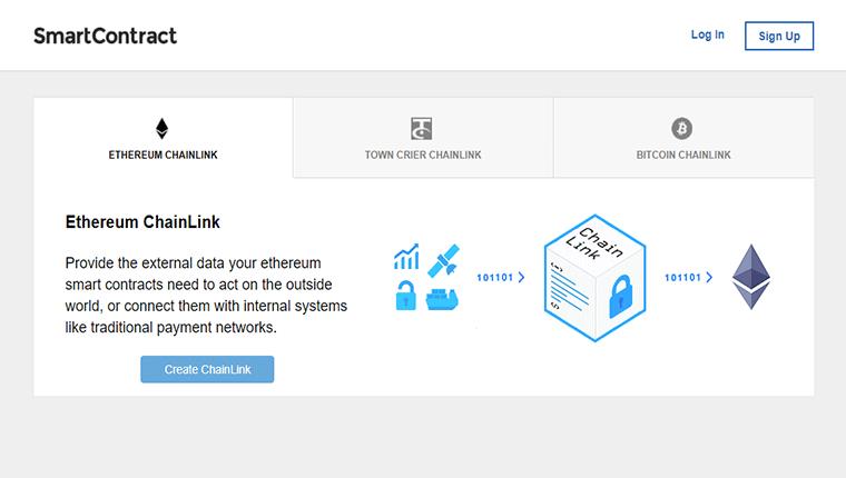 ChainLink(チェーンリンク/LINK)の歴史について